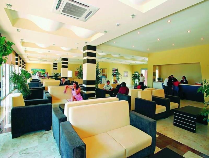 Отель Seher Sun Beach Hotel Турция Сиде