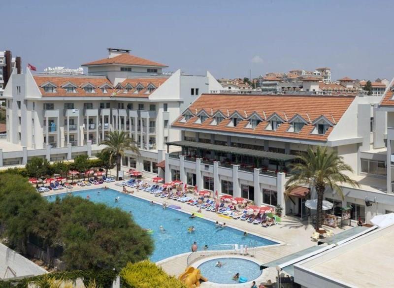 Seher Sun Beach Hotel Сиде