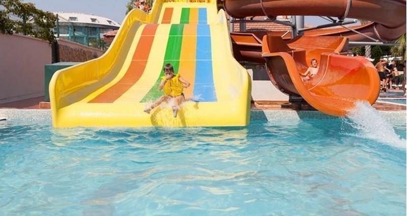 Фото Seher Sun Beach Hotel Сиде