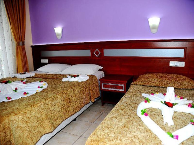 Отель Selge Hotel Турция Сиде
