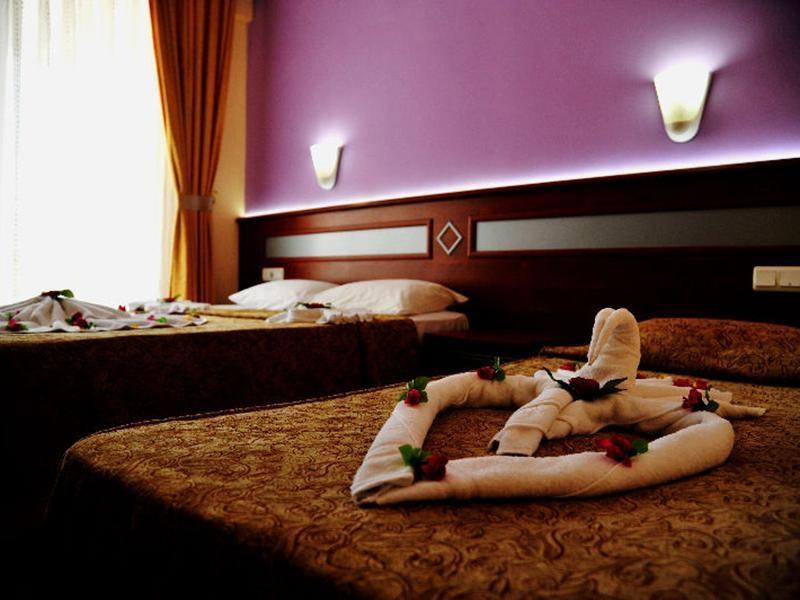 Selge Hotel Турция Сиде
