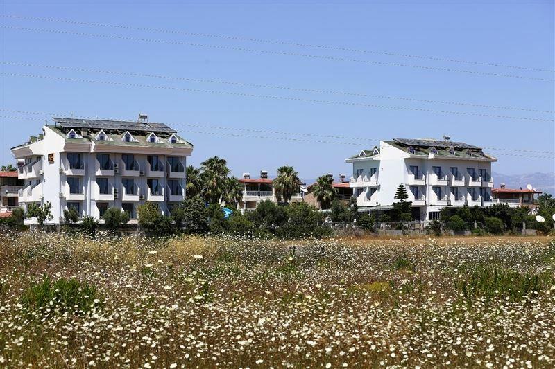 Отель Ryma Hotel Сиде