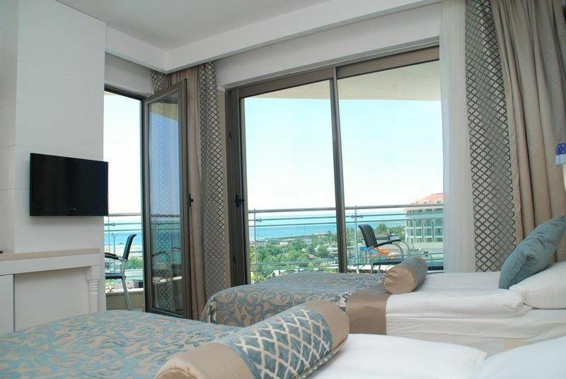 Отель Seamelia Beach Resort Hotel & Spa Сиде