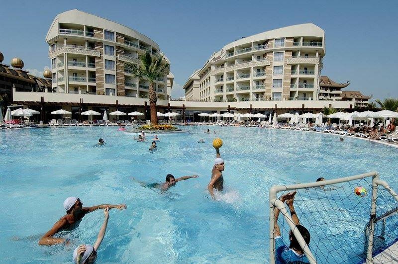 Фото Seamelia Beach Resort Hotel & Spa Турция Сиде