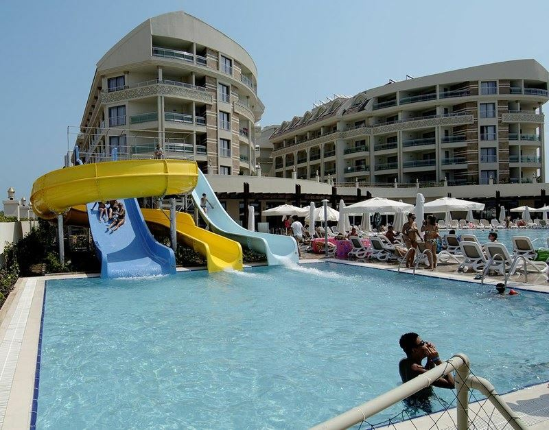 Фото Seamelia Beach Resort Hotel & Spa Турция