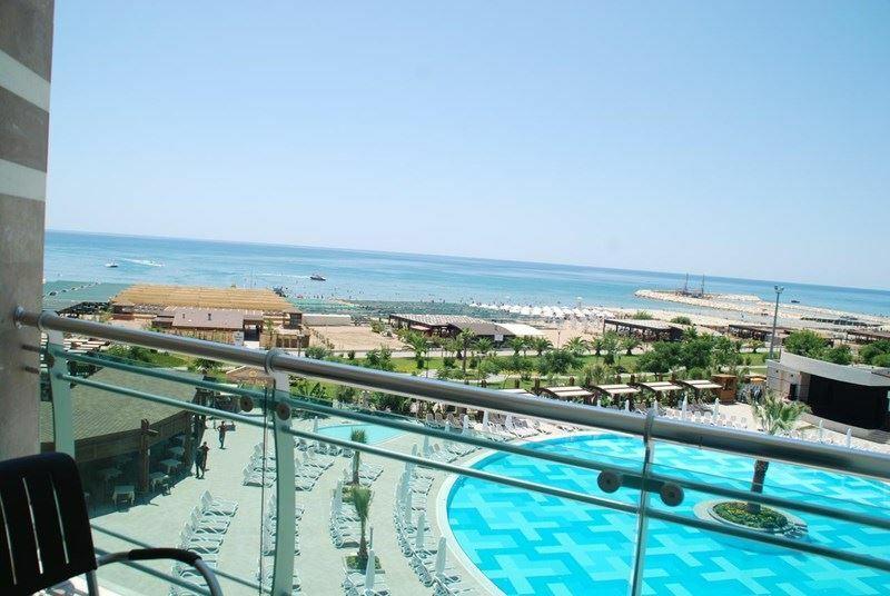 Seamelia Beach Resort Hotel & Spa Турция Сиде