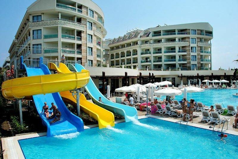 Seamelia Beach Resort Hotel & Spa Сиде