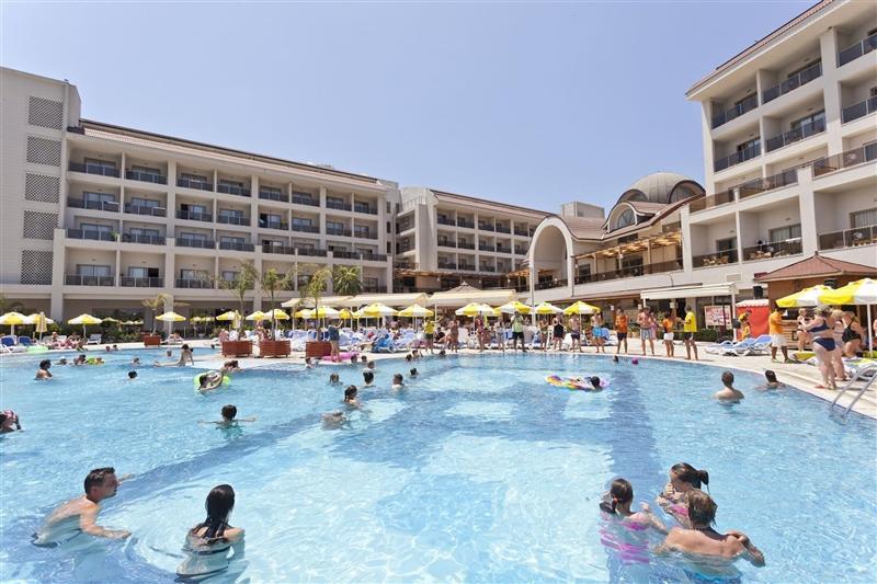 Seher Sun Palace Resort & Spa Hotel Турция Сиде