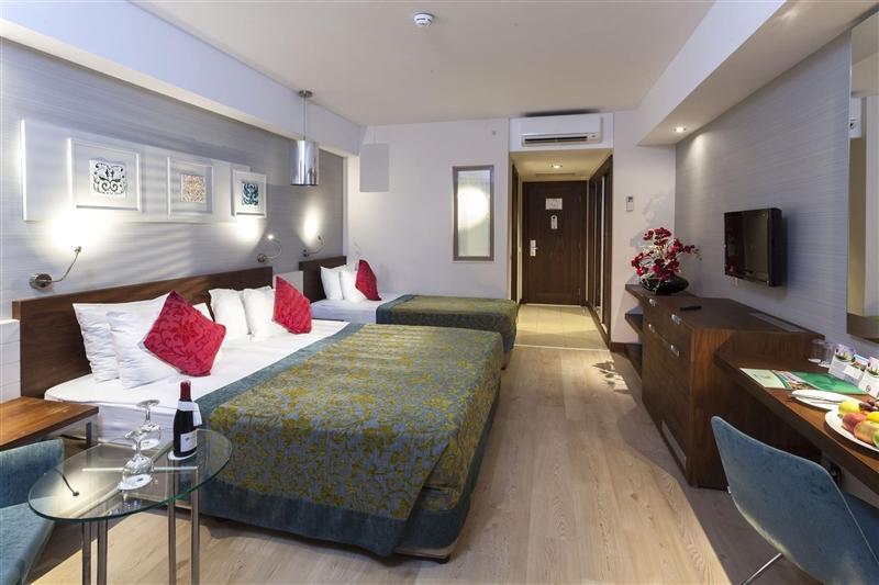 Фото Seher Sun Palace Resort & Spa Hotel Сиде
