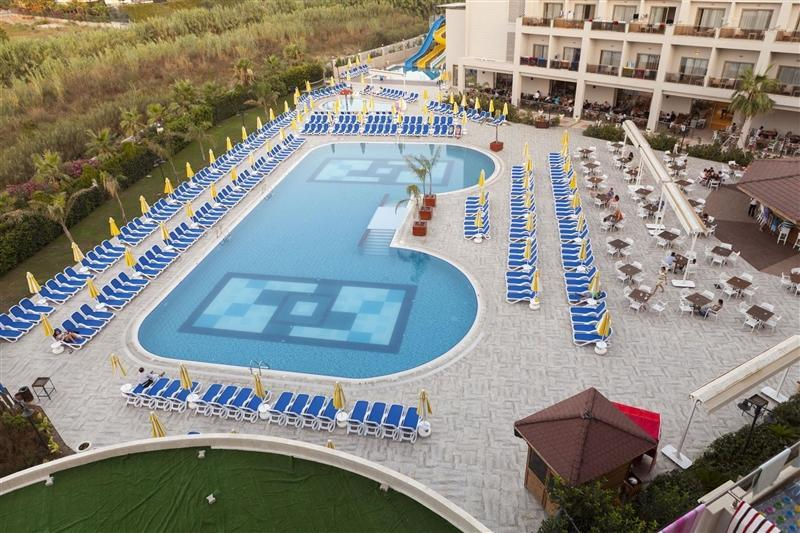 Отель Seher Sun Palace Resort & Spa Hotel Турция Сиде