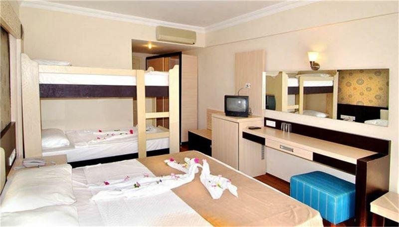 Sea Paradise Hotel Турция Сиде