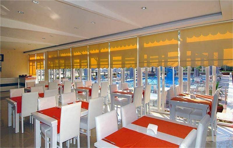 Отель Sea Paradise Hotel Сиде