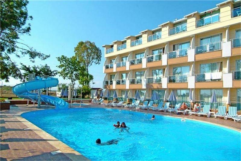 Фото Sea Paradise Hotel Сиде