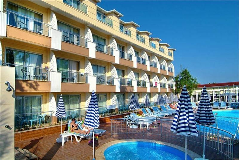 Фото Sea Paradise Hotel Турция