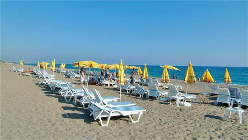 Sea Paradise Hotel Сиде