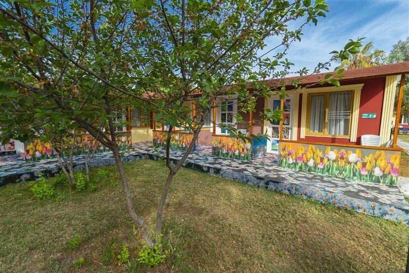 Отель Aperion Beach Турция Сиде