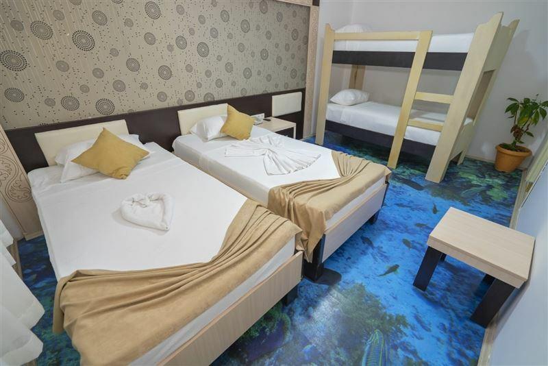 Отель Aperion Beach Сиде