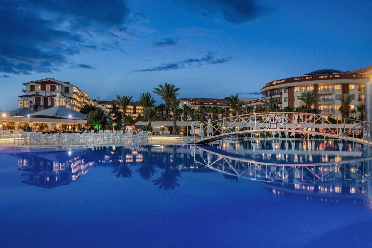 Фото Selge Beach Resort & SPA Сиде