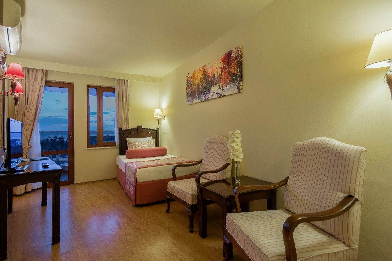 Selge Beach Resort & SPA Турция Сиде