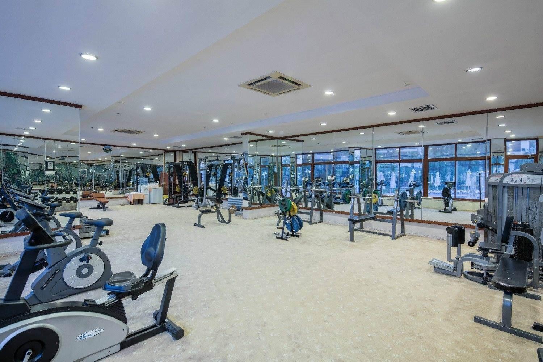 Отель Selge Beach Resort & SPA Турция Сиде