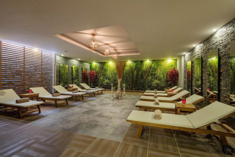 Фото Selge Beach Resort & SPA Турция Сиде