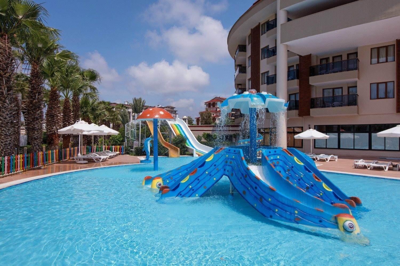 Отель Selge Beach Resort & SPA Сиде