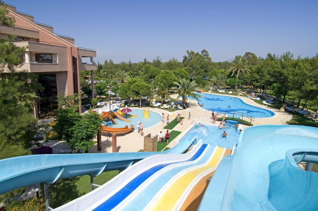 Отель Aska Side Grand Prestige Hotel & Spa (ex. Grand Prestige Hotel Side) Турция Сиде