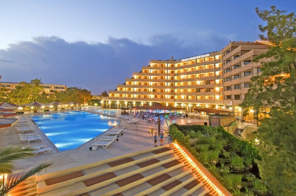 Фото Aska Side Grand Prestige Hotel & Spa (ex. Grand Prestige Hotel Side) Турция Сиде