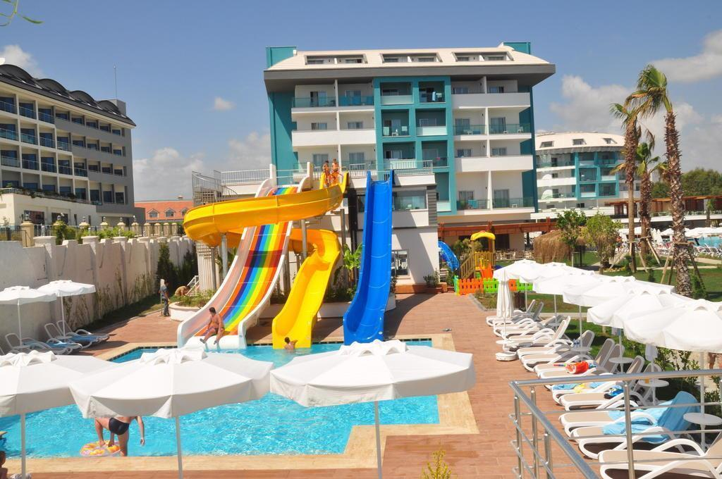 Отель Seashell Resort & Spa Сиде