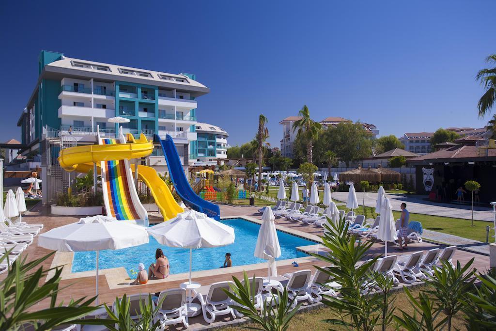 Отель Seashell Resort & Spa Турция Сиде