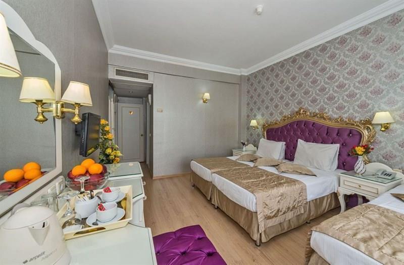Отель Santa Sophia Hotel Cemberlitas Турция Стамбул