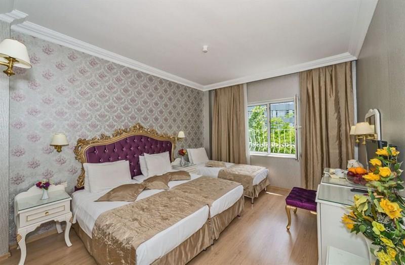 Фото Santa Sophia Hotel Cemberlitas Стамбул