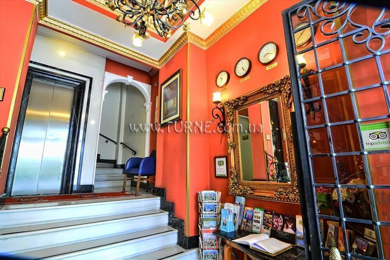 Santa Ottoman Турция Стамбул