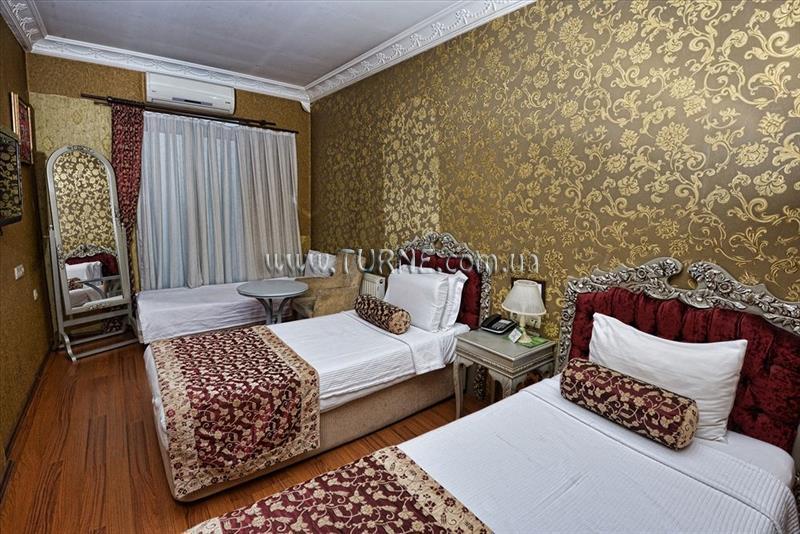 Отель Santa Hill Стамбул
