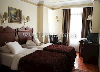 BW Empire Palace Hotel 4*, Турция, Стамбул