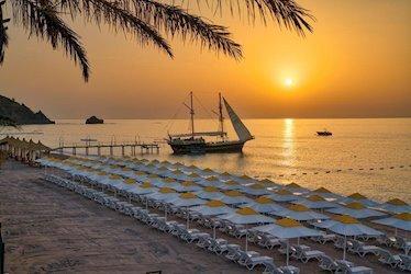 Pirates Beach Club 5*, Турция, Текирова