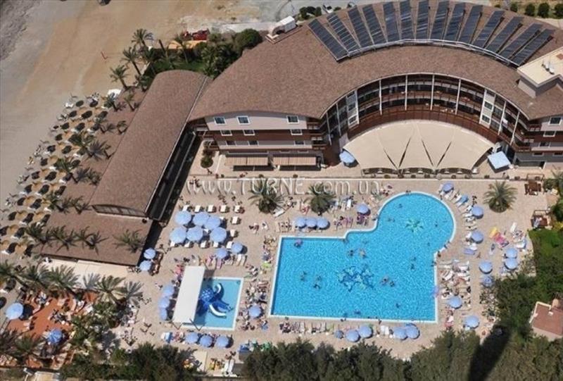 Отель 1-2-Fly Fun Club Dem (ex. Club Dem Spa & Resort Hotel ) Турция Турклер