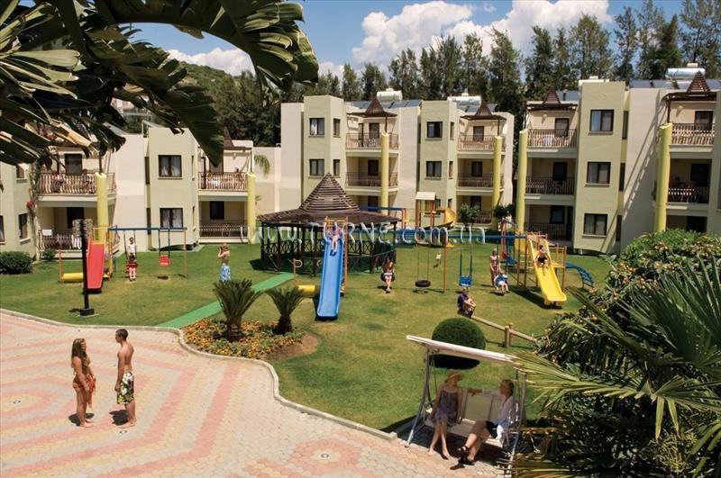 1-2-Fly Fun Club Dem (ex. Club Dem Spa & Resort Hotel ) Турция Турклер