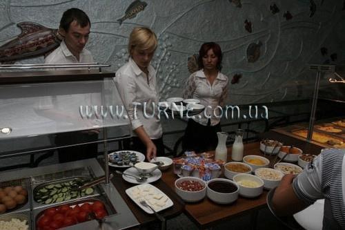Отель Артурс Бердянск Курорт Бердянск