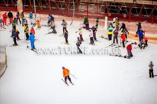 Фото Киевская Русь - Буковель Украина Буковель