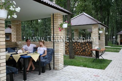 Отель Форест Парк Отель Украина Донецк