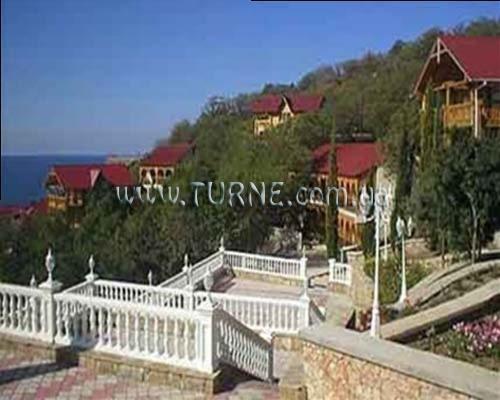 Отель Форосский Берег Украина Форос