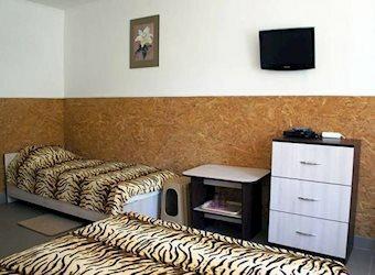 Отель Аквамарин Коблево