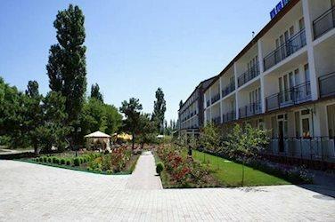 Отель Аквамарин Украина Коблево