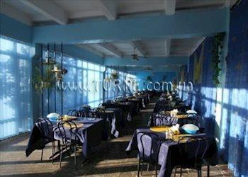 Отель Голубой Залив Коктебель