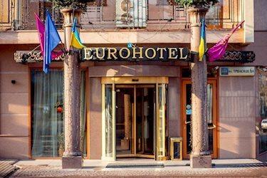 Eurohotel (Евроотель) 3*, Україна, Львів