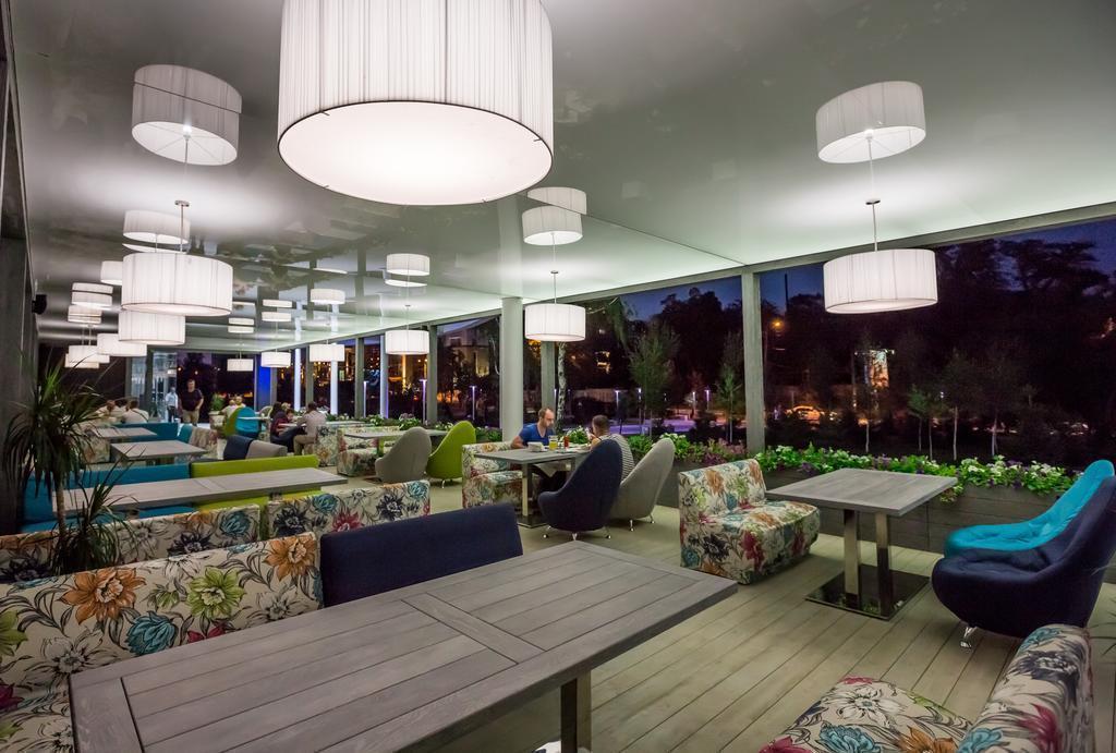 Atlantic Garden Resort Украина Одесса