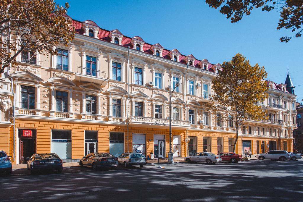 Uno Design Hotel Украина Одесса