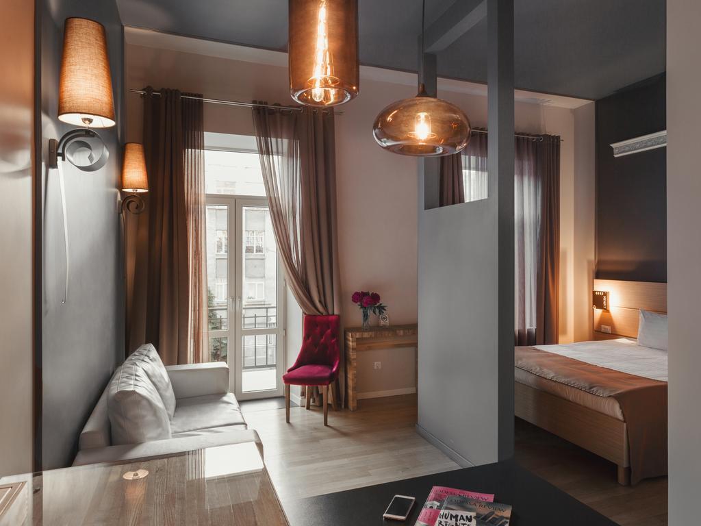 Фото Uno Design Hotel Украина Одесса