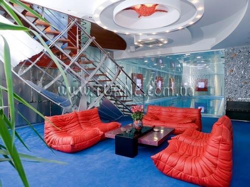 Отель Maristella Marine Residence Одесса